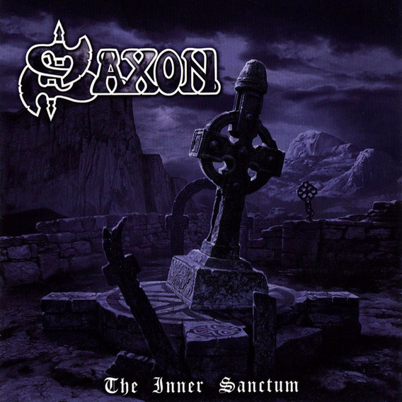 Saxon - The Inner Sanctum ( Cd + Dvd )