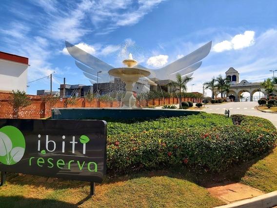 Terreno No Condomínio Ibiti Reserva - Sorocaba - Plano - 250 M² - Tc00093 - 67775946