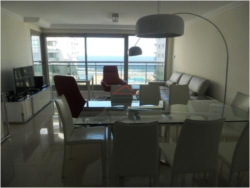 Apartamento En Brava, 3 Dormitorios *- Ref: 1869