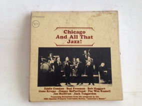 Fita De Rolo Chicago And All That Jazz - 4track 7 1/2 Ips