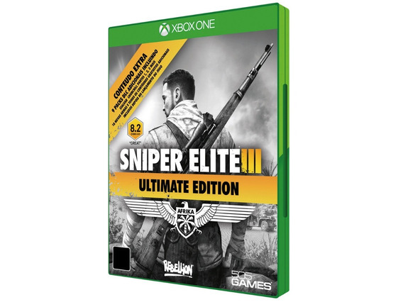 Sniper Elite 3 Ultimate Edition Para Xbox One