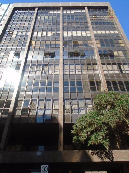 Andar Corporativo Comercial Para Locação, Centro, Porto Alegre. - Ac0002