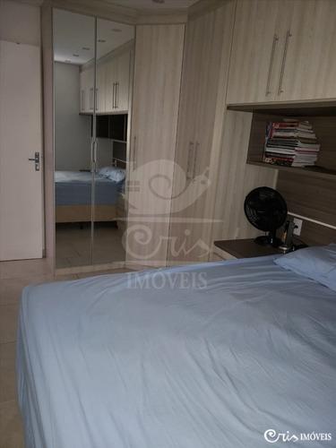 Apartamento Em Vila Assunção - Santo André - Sp - Av04/165