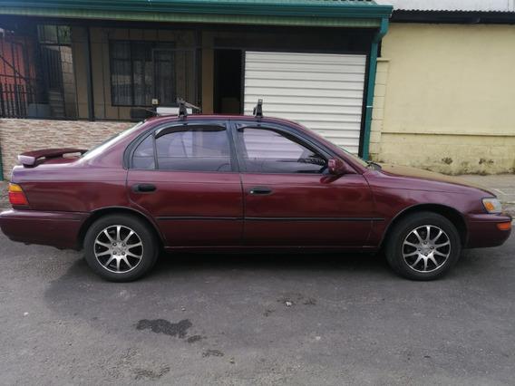 Toyota Corolla Dx 1993