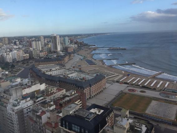 Alquiler Mar Del Plata Temporada Departamento 4amb Vista Mar
