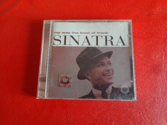 Frank Sinatra My Wey The Best Of Cd Usado 1997 Germany
