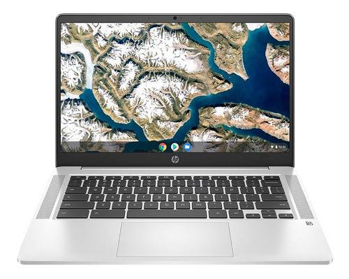 Imagen 1 de 4 de Portátil Chromebook Hp Pentium N5000 4gb 64gb Chrome Os 14''