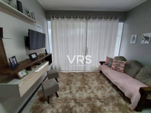 Apartamento Com 3 Dormitórios À Venda, 73 M² Por R$ 399.000,00 - Várzea - Teresópolis/rj - Ap0370