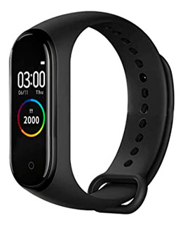Smart Band M4 Smart Reloj Inteligente Heart Rate 6 Cuotas Ya