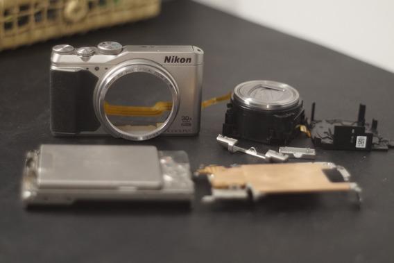 Sucata Nikon S9900