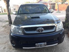 Toyota Hilux 3.0 I Srv Cab Doble 4x4 Cuero