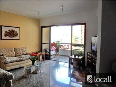 Apartamento Residencial À Venda, Vila Imperial, São José Do Rio Preto. - Ap0056