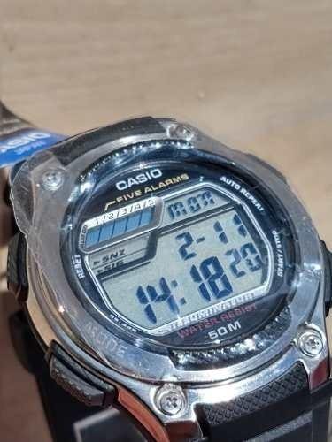 Relógio Casio Masculino W-212h-1avdf