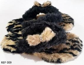 Chinetufa Sandasul Tigre :: Chinelo De Inverno