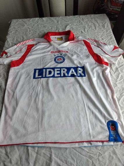 Camiseta Argentinos Juniors Diadora 2008