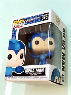 Funko Pop Mega Man (n 376 Original)