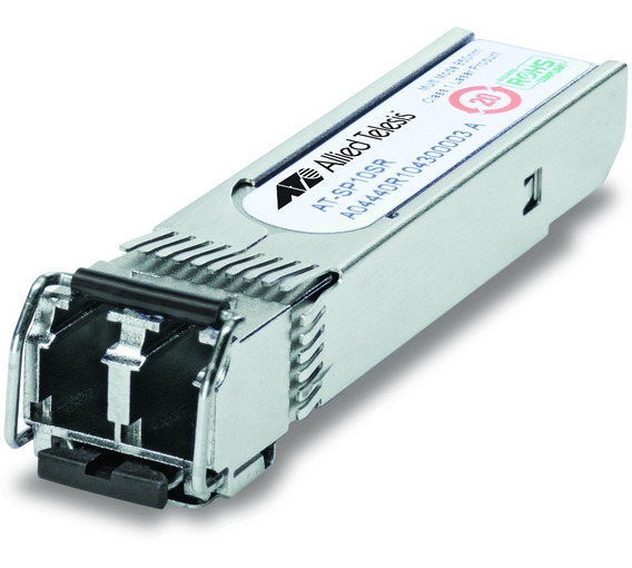 Sfp+ Transceiver 10gbps 500m Allied Telesis At-sp10sr