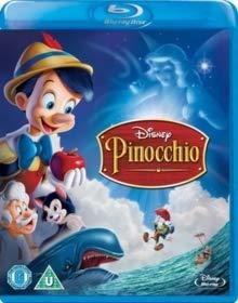 Blu-ray : Pinocchio (1940) (blu-ray)