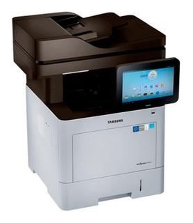 Impresora Multifuncion Samsung Sl-m4580fx Oficio B/n