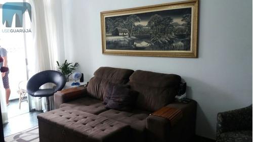 Apartamento A Venda No Bairro Jardim Tejereba Em Guarujá - - 639-1