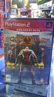 God Of War Ii Original Americano Para Ps2