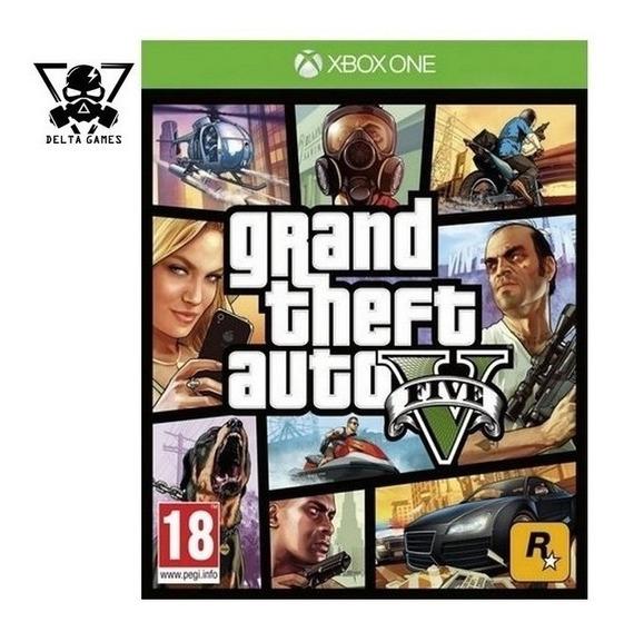 Gta 5 Edição Premium Xbox One Midia Digital + 2 Jogo Grátis