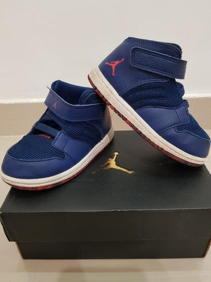 Botas Nike Jordan Flight Originales Talla 25