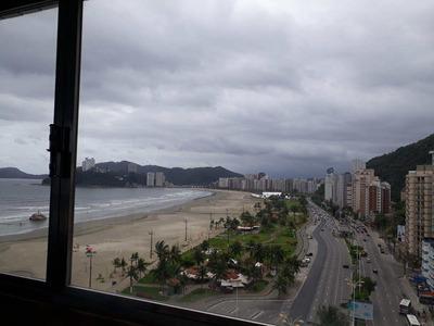 Apartamento Com 2 Dorms, Itararé, São Vicente - R$ 220 Mil, Cod: 11331 - V11331