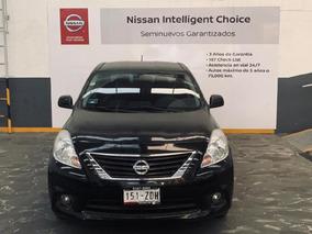Nissan Versa 4p Exclusive Aut