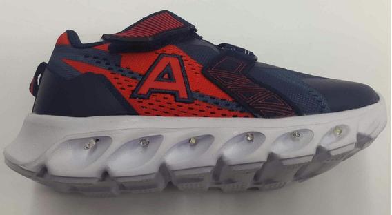Zapatillas Addnice Con Luces Wave