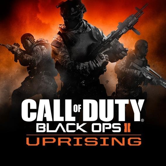 Dlc Uprising Para Black Ops 2 Cod Bo2 Br - Não Inclui O Jogo - Ps3 Playstation 3