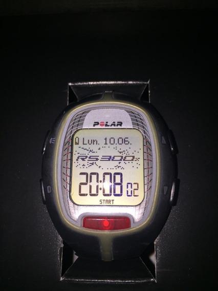 Relógio Polar Rs 300 X G1 Oportunidade!