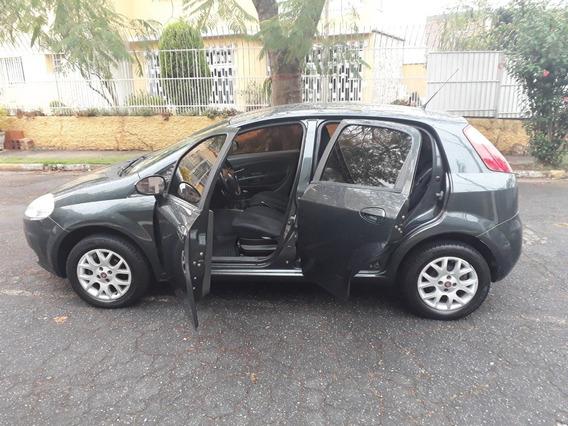 Fiat Punto Hlx 1.8 Ano 2010