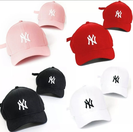 Boné Ny New York Yankees Fitão Trucker Dad Hat Black Friday