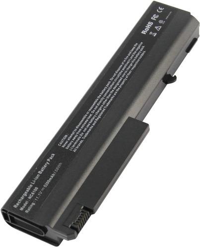 Bateria 4400mah Para Hp Compaq Notebook 6510 6515b 6710b