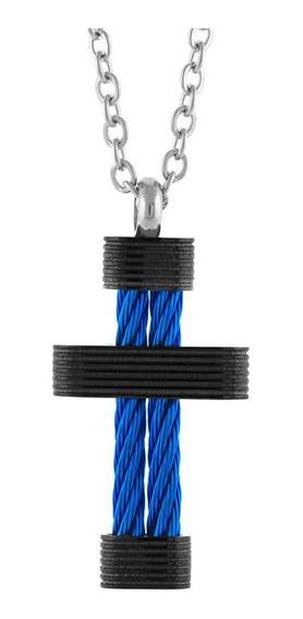 Collar Kpenko Caballero Color Azul Mxdi25071 - S009
