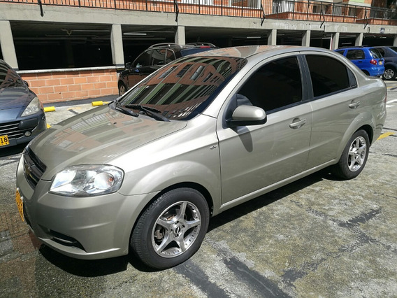 Chevrolet Aveo Emotion Full Beige 2008