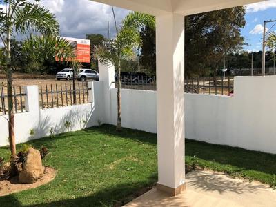 Se Vende Casa Residencial En Los Reyes, Santiago Rd. Venta