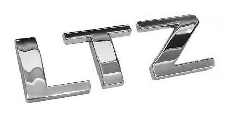 Letreiro Emblema Ltz Onix Prisma Celta Agile Montana Cruze