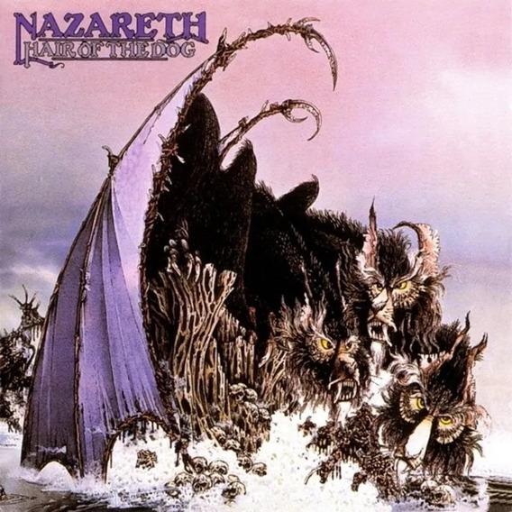 Lp Nazareth - Hair Of The Dog - Novo Lacrado