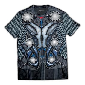 Camisa Camiseta 3d Thor Guerra Infinita