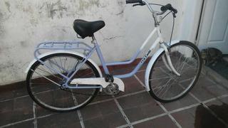 Bicicleta De Paseo Restaurada