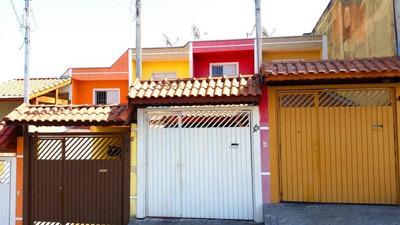 Belo Sobrado 2 Dormitórios À Venda, Vila Paranaguá, São Paulo. - Codigo: So0276 - So0276