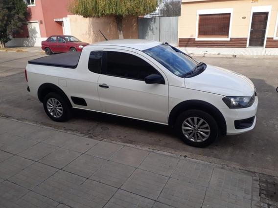 Volkswagen Saveiro Cab Extendida Cubiertas Nuevas Alvarezola