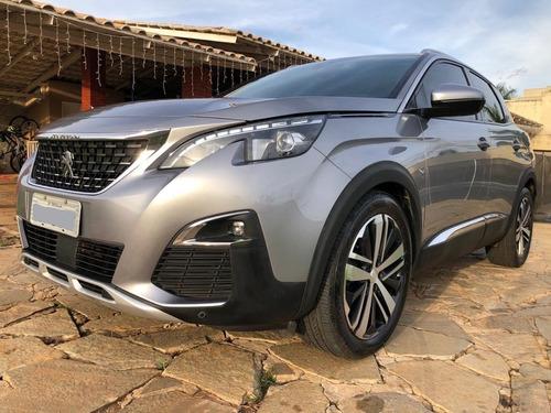 Peugeot 3008 17/18 Único Dono Sem Detalhes Pneus Novos