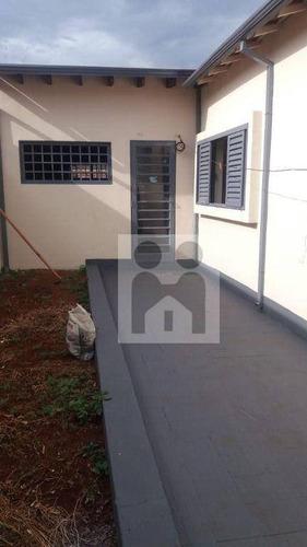 Imagem 1 de 24 de Casa Com 3 Dormitórios À Venda, 169 M² Por R$ 340.000 - Ipiranga - Ribeirão Preto/sp - Ca1076