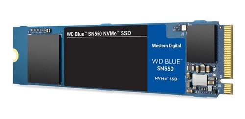 Imagen 1 de 3 de Ssd Wd Blue 1tb M2 Int Sn550