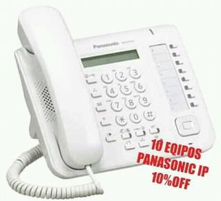 Teléfono Panasonic Kx Dt 521