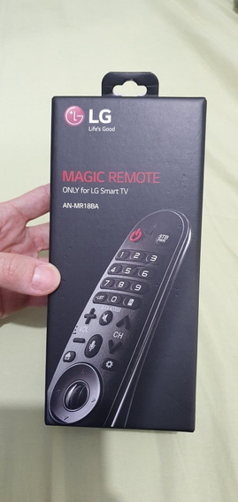 Controle Remoto Magic Lg 2018 Smartv Uk -sk- Lk