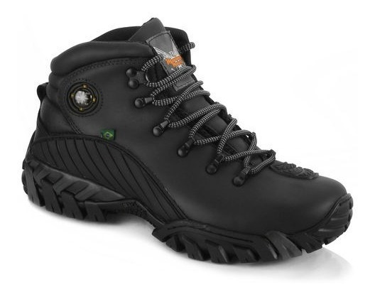 Bota Cano Alto Macboot Agamenon 02 Mb18 Grafite